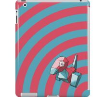 Pokemon - Porygon Circles iPad Case iPad Case/Skin