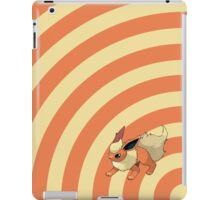 Pokemon - Flareon Circles iPad Case iPad Case/Skin