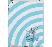 Pokemon - Vaporeon Circles iPad Case iPad Case/Skin