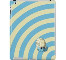 Pokemon - Omanyte Circles iPad Case iPad Case/Skin