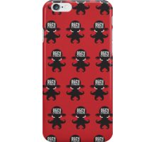 Obey Cthulhu - Red iPhone, iPad & iPod Cases iPhone Case/Skin