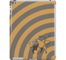 Pokemon - Tauros Circles iPad Case iPad Case/Skin