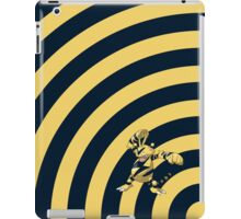 Pokemon - Electabuzz Circles iPad Case iPad Case/Skin