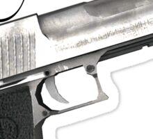 Counter Strike Juan's Deag Sticker