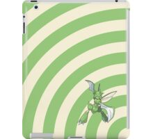 Pokemon - Scyther Circles iPad Case iPad Case/Skin