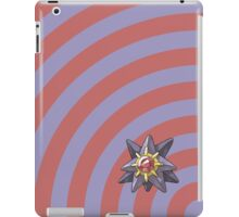 Pokemon - Starmie Circles iPad Case iPad Case/Skin