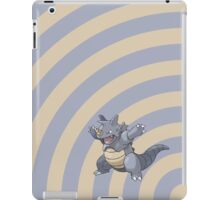 Pokemon - Rhydon Circles iPad Case iPad Case/Skin