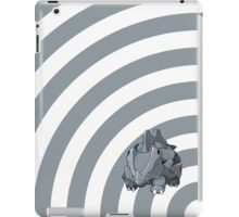 Pokemon - Rhyhorn Circles iPad Case iPad Case/Skin