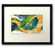 Shen Long - Dragon Ball  Framed Print