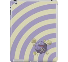 Pokemon - Koffing Circles iPad Case iPad Case/Skin