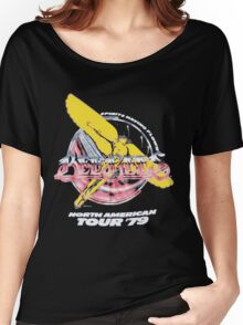 BEE GEES TOUR 2 Women's Relaxed Fit T-Shirt