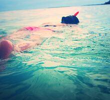 Snorkeling Paradise by Johnathan Perreal