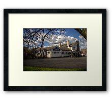 The Jubilee Framed Print