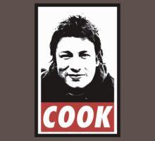 Jamie Oliver Cook by MajorDel