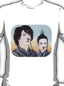 Paul Atreides and Chani T-Shirt