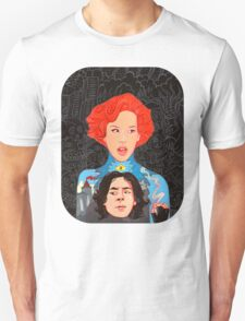 Molly with Royal Bender T-Shirt