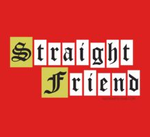 Straight Friend by Bear Pound