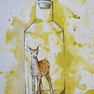 Bottled Fawn by Kira Crees