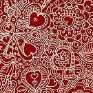 I Heart Red! by Micklyn2