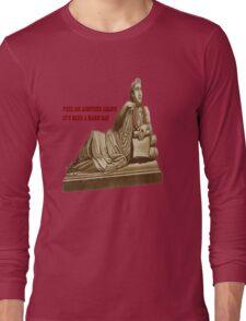 Peel Me Another Grape Long Sleeve T-Shirt