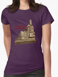 Peel Me Another Grape Womens Fitted T-Shirt