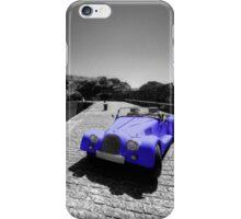 Blue Morgan at Mullion  iPhone Case/Skin