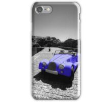 Blue Morgan at Mullion  iPhone Case/Skin