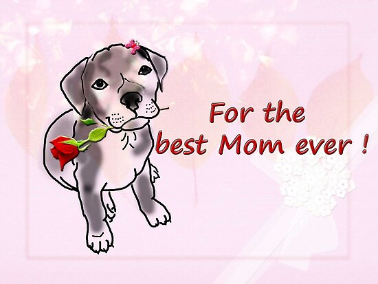 Mother's Day by Bine