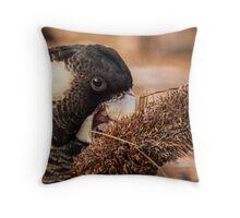 Carnabys Cockatoo Throw Pillow