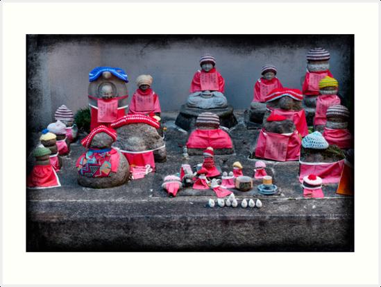 Autumn in Japan:  Honoring the Mizuko by Jen Waltmon