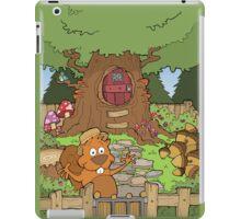 Stephen the squirrel iPad Case/Skin