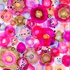 Oh So Bubbly phone case by Regina Valluzzi