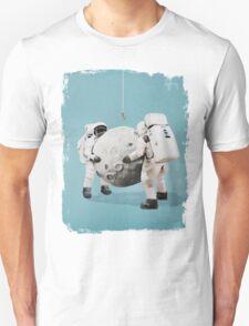 Hanging the moon Unisex T-Shirt