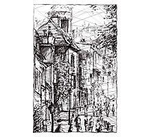 Montmartre 15 Photographic Print