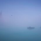 A foggy day by redtree