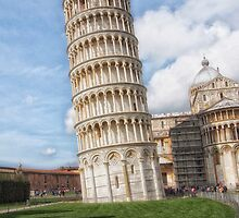 The Leaning Tower by Drew Walker