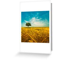 Lovely Day Greeting Card