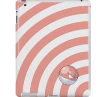 Pokemon - Voltorb Circles iPad Case iPad Case/Skin
