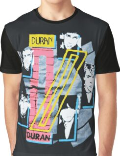 DURANDURAN Graphic T-Shirt
