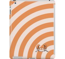 Pokemon - Krabby Circles iPad Case iPad Case/Skin