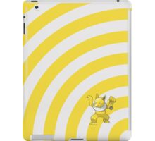 Pokemon - Hypno Circles iPad Case iPad Case/Skin