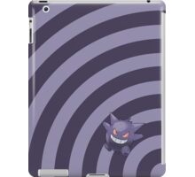 Pokemon - Gengar Circles iPad Case iPad Case/Skin