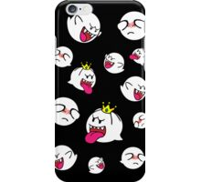 BOO Super Mario iPhone Case iPhone Case/Skin
