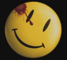 Watchmen Badge Shirt by xMcSpeedyx