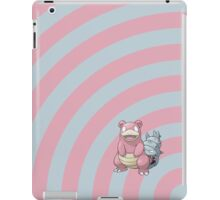 Pokemon - Slowbro Circles iPad Case iPad Case/Skin