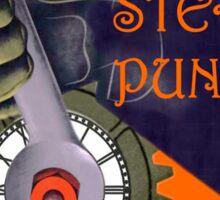 Steampunk Hand Sticker