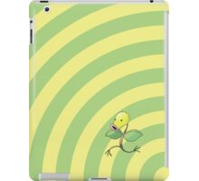 Pokemon - Bellsprout Circles iPad Case iPad Case/Skin
