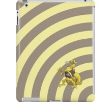 Pokemon - Kadabra Circles iPad Case iPad Case/Skin