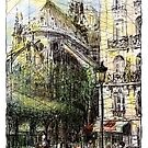 Paris 4 in colour by Tatiana Ivchenkova