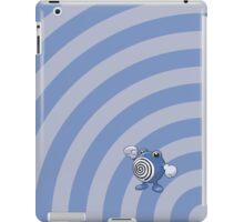 Pokemon - Poliwhirl Circles iPad Case iPad Case/Skin